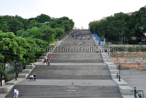 The Potemkin Stairs