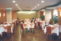Restaurant in Black Sea Hotel on Panteleymonovskoy