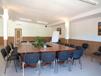 Conference service in Osobnyak Hotel