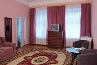 Junior Suite in Tsentralnyy Hotel