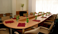 Conference service in Yunost Hotel